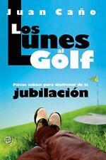 Los lunes al golf. NUEVO. Envío URGENTE (IMOSVER)