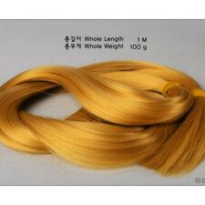 [Dollmore] OOAK BJD rooting hair Heat Resistant Hair (144 : 100g)