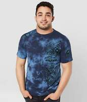 American Fighter by Affliction Short Sleeve T-Shirt Mens KELTON Blue
