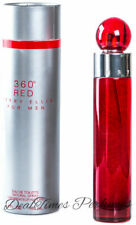 Perry Ellis 360 Red Cologne for Men 3.4 oz EDT Spray New in Box