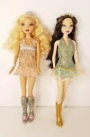 My Scene Fab Expressions Dolls NOLEE and KENNEDY - Rare