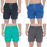 Mens Ex M&S Swimming Board Shorts Swim Trunks Swimwear Beach Summer L XXL XXXL