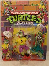 Teenage Mutant Ninja Turtles TMNT Mondo Gecko Blue Eyebrows Sticker Variant MOC