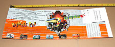 1997  Nintendo 64 N64 Lylat Wars / Star Fox 64 TestPilot Gesucht Werbung