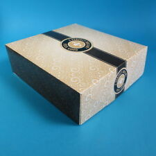 50 Tortenkartons Kuchenkartons Konditorkartons Cakebox bedruckt 34x34x11cm
