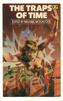 POSTCARD PENGUIN CLASSIC SCI-FI BOOK COVERS POSTCARD MOORCOCK, THE TRAPS of TIME