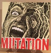 "Mutation - Various Artists 10"" Punk Vinyl Alternative Indie Rock"