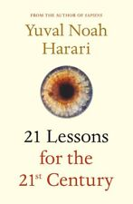 21 Lessons for the 21st Century by Yuval Noah Harari - audiobook + ebook