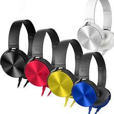 Extra Bass MDR-XB450AP Handsfree Headset Headphone Earphone with Mic 3.5 mm Jack