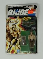 GI Joe Raptor 1987 action figure