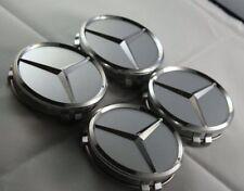 UK Satz Radmitte Caps75mm Geeignet für Mercedes Benz Meisten Modelle A&c E S Gl