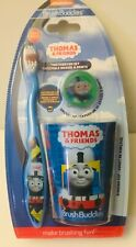 Thomas  Friends 3 piece toothbrush cap  rinsing cup set/Fast Shipping/USA Seller