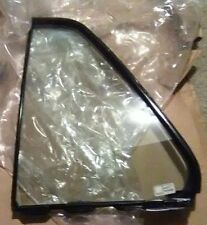 OEM HONDA CIVIC LEFT REAR DOOR QUARTER GLASS WINDOW DRIVERS SIDE 73455-SH4-000M