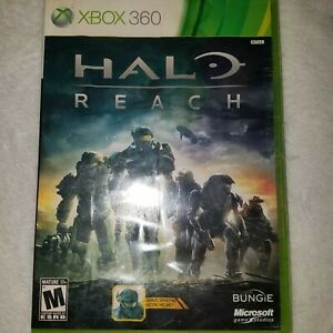 Halo Reach (Xbox 360, 2010) Brand New Factory Sealed!!!