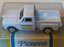 Vintage Advertising ERTL Bell System Die Cast White Truck Pioneers Chevrolet NIP