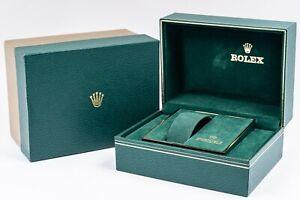 Excellent Rolex Vintage 1980's Inner/Outer Box Set! 16550 16800 5513 16750 1016!