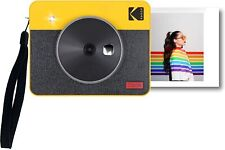 Kodak Mini Shot 3 Retro 2-in-1 Portable Wireless Instant Camera & Photo Printer