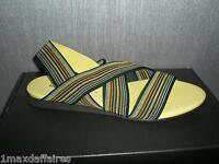 UN UNITED NUDE Elastic Sandal LO Sandales FEMME 4 Tailles NEUVE Talon Plat Women