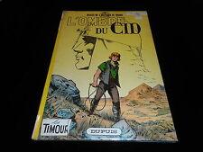 Sirius : Les Timour 17 : L'ombre du Cid EO Dupuis 1965 BE