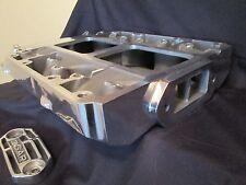 New Cragar 392 354 331 hemi polished blower manifold with pop off valve gasser