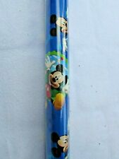 Hallmark Mickey Mouse Clubhouse Wrapping Paper Blue 31530