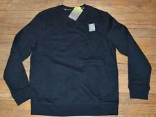 Tek Gear Performance Ultra Soft Fleece Sweatshirt Black Mens Active Wear