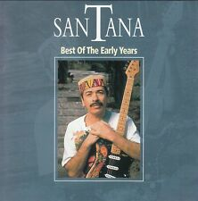 SANTANA Best Of The Early Years CD