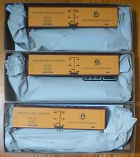 Accurail HO #8069 (3Pack) WFEX 40' Wood Reefer, Kits