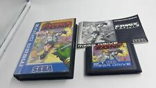 Jeu Sega Megadrive Mega Drive Comix Zone complet