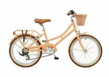 "Ryedale Rose 20"" Wheel 7 Speed Girls Heritage Bike 12"""