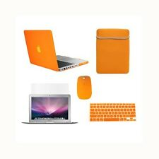 """Rubberized See Thru Hard Case Cover for Macbook Pro 13"""" with or without Retina"""