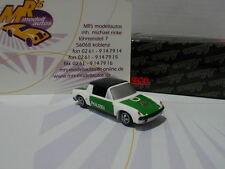 Schuco-Piccolo Auto-& Verkehrsmodelle mit Einsatzfahrzeug