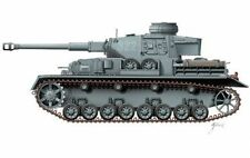 Armourfast 99027 1/72 WWII German Panzer IV G (2 Models)