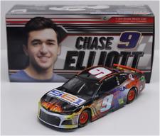 NEW NASCAR 2018 CHASE ELLIOTT #9 SUN ENERGY ONE 1/24 DIECAST CAR