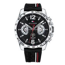 Tommy Hilfiger Multicolored Mens Analog casual DECKER 1791473