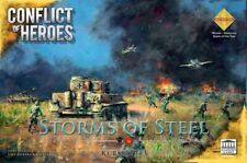 Storm Of Steel Conflict of Heroes 3e Game NEW AND SEALED