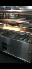 More details for commercial hot cupboard / heated gantry / wet bain marie 3in 1 / catering