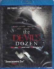 Blu Ray Disc **THE DEVIL'S DOZEN** con Eric Roberts Sigillato Nuovo 2013