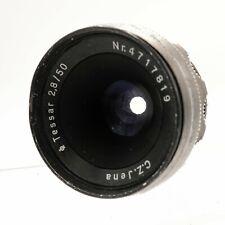 C.Z.Jena Carl Zeiss Jena Tessar 50mm F2.8 12-Blade Declicked M42 Lens LS-2060
