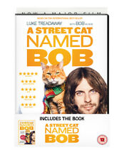a Street Cat Named Bob DVD Book Limited Edition 2016 - 99p Post