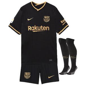 2020 Barcelona Away Kids Kit