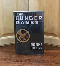 HUNGER GAMES (Book 1) Suzanne Collins HC/DJ First Edition/1st Printing 2008