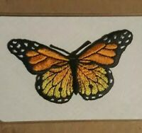 Horizon - Next Style - Butterfly Iron-On Appliqué Patch