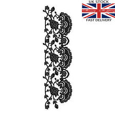Small Rose & Lace Border die set metal cutting die cutter UK seller fast post
