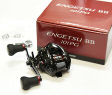 Shimano ENGETSU BB 101PG (LEFT HANDLE) Bait Casting Reel