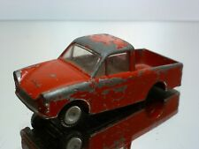 LION CAR DAF 750 PICK-UP VARIOMATIC - DAFFODIL - RED 1:43 - NICE CONDITION
