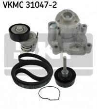 Wasserpumpe + Keilrippenriemensatz für Kühlung SKF VKMC 31047-2