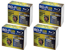 50 GB HI-Disc 3d Bluray Dual Layer BD-R DL 4x Blueray Printable Repacked tdk