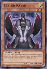 Fabled Raven (SDLI-EN020) - Common - Near Mint - 1st Edition