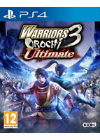 Warriors Orochi 3: Ultimate (Sony PlayStation 4, 2014) BRAND NEW FACTORY SEALED